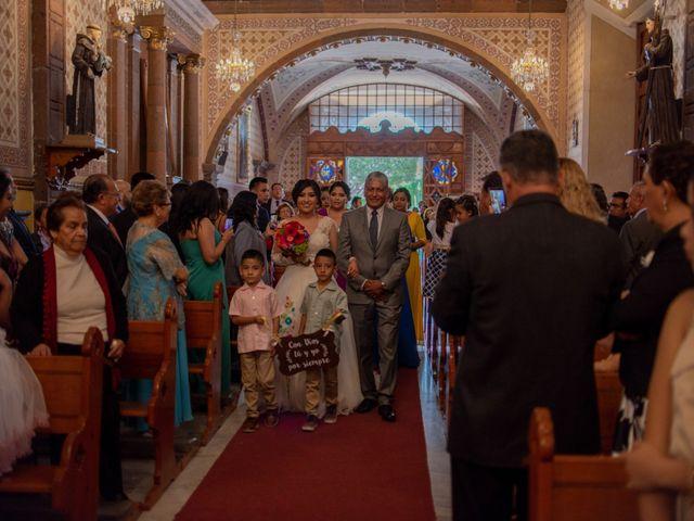 La boda de Ulises y Paola en San Juan del Río, Querétaro 25