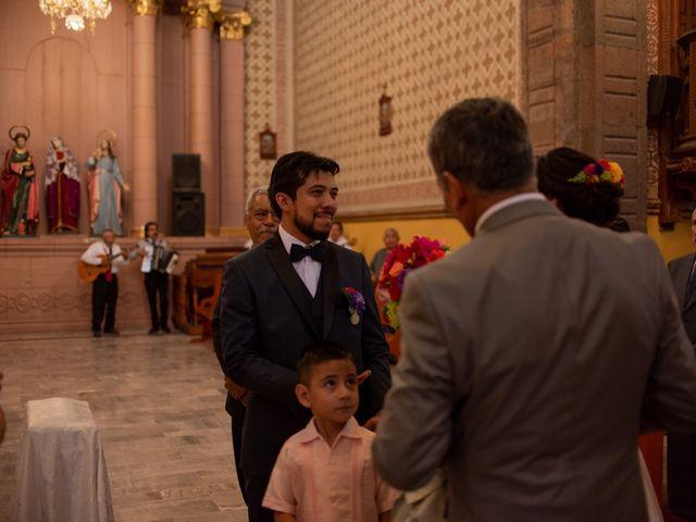 La boda de Ulises y Paola en San Juan del Río, Querétaro 26