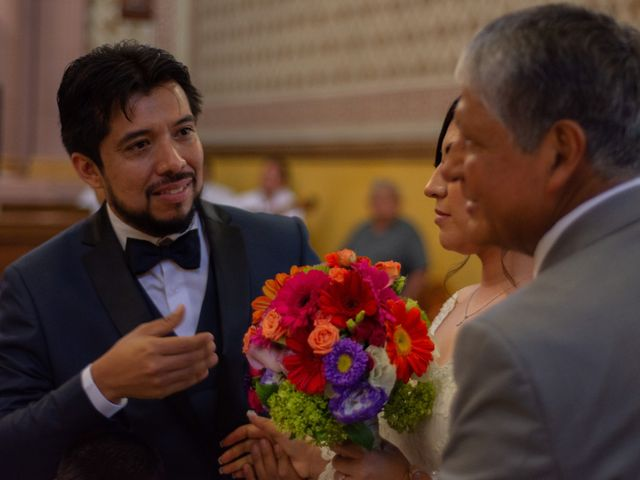 La boda de Ulises y Paola en San Juan del Río, Querétaro 27