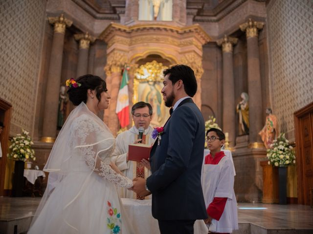La boda de Ulises y Paola en San Juan del Río, Querétaro 29