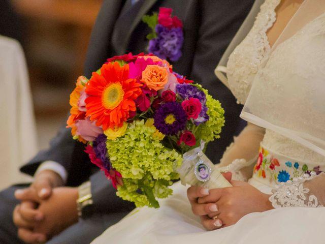 La boda de Ulises y Paola en San Juan del Río, Querétaro 31