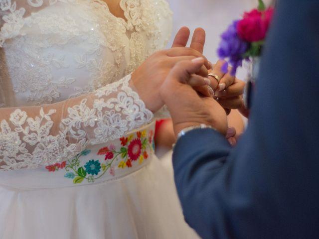 La boda de Ulises y Paola en San Juan del Río, Querétaro 32