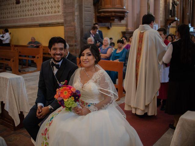 La boda de Ulises y Paola en San Juan del Río, Querétaro 34
