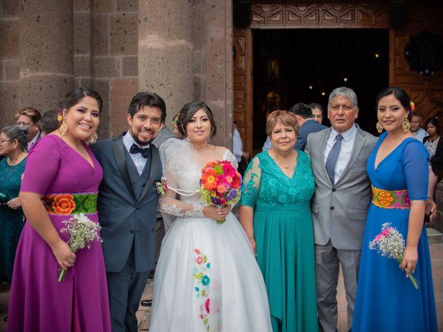La boda de Ulises y Paola en San Juan del Río, Querétaro 37