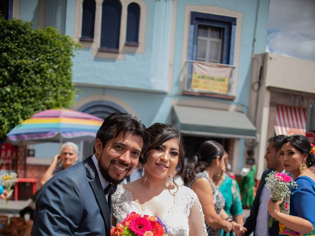 La boda de Ulises y Paola en San Juan del Río, Querétaro 39