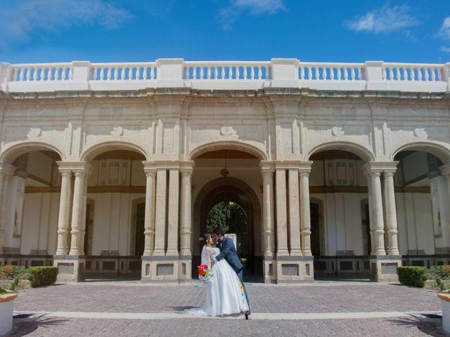 La boda de Ulises y Paola en San Juan del Río, Querétaro 40