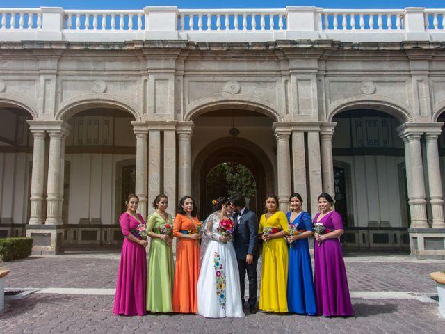 La boda de Ulises y Paola en San Juan del Río, Querétaro 41