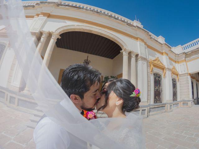 La boda de Ulises y Paola en San Juan del Río, Querétaro 44
