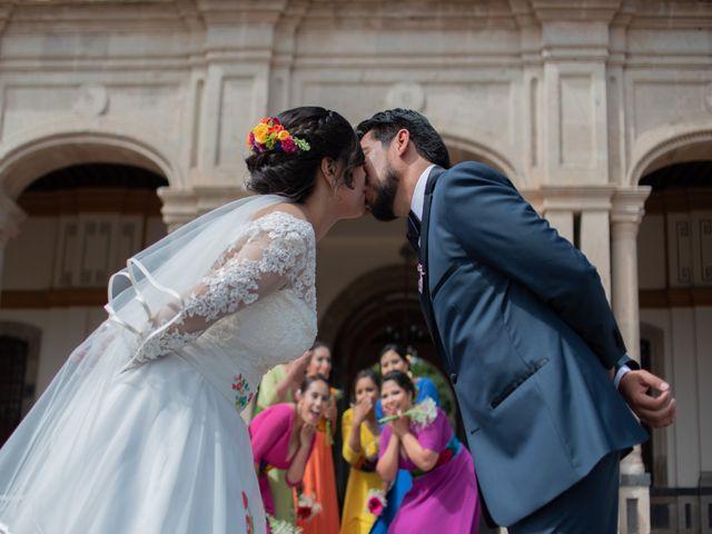 La boda de Ulises y Paola en San Juan del Río, Querétaro 46