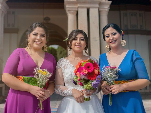 La boda de Ulises y Paola en San Juan del Río, Querétaro 47