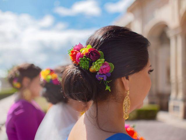 La boda de Ulises y Paola en San Juan del Río, Querétaro 49