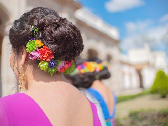 La boda de Ulises y Paola en San Juan del Río, Querétaro 50