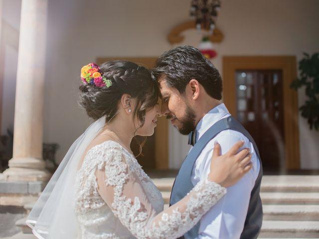 La boda de Ulises y Paola en San Juan del Río, Querétaro 2