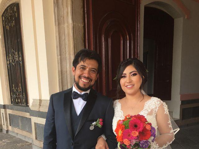 La boda de Ulises y Paola en San Juan del Río, Querétaro 54