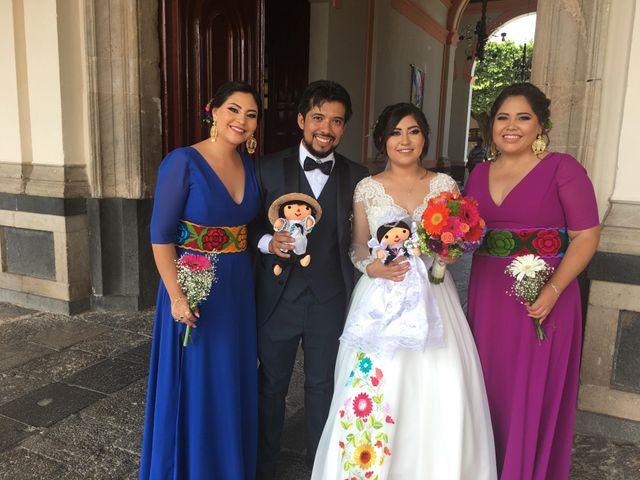 La boda de Ulises y Paola en San Juan del Río, Querétaro 55