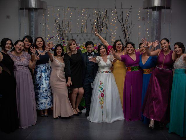 La boda de Ulises y Paola en San Juan del Río, Querétaro 59