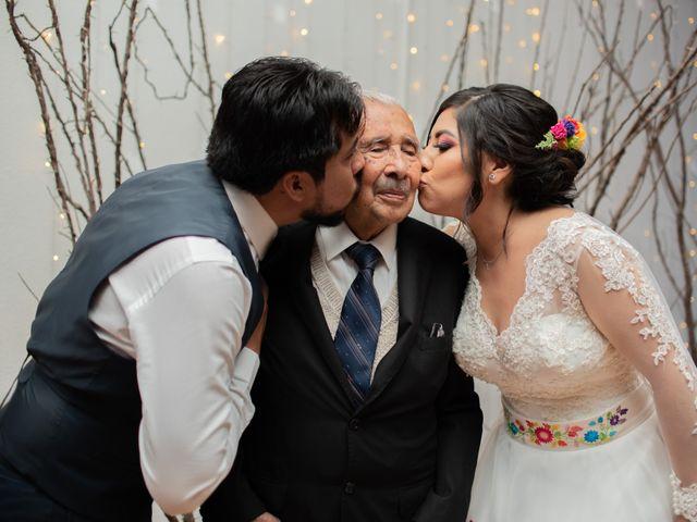 La boda de Ulises y Paola en San Juan del Río, Querétaro 60