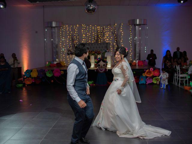 La boda de Ulises y Paola en San Juan del Río, Querétaro 62