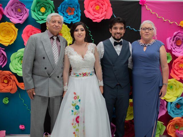 La boda de Ulises y Paola en San Juan del Río, Querétaro 67