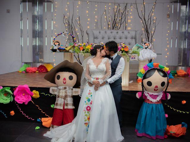 La boda de Ulises y Paola en San Juan del Río, Querétaro 68