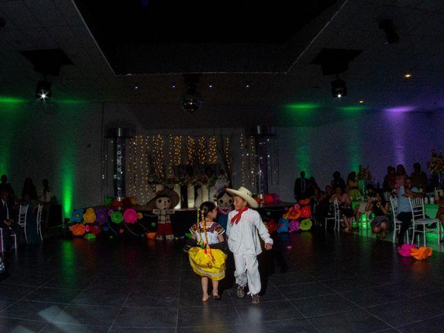La boda de Ulises y Paola en San Juan del Río, Querétaro 72