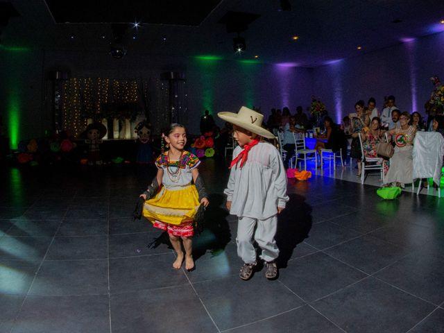 La boda de Ulises y Paola en San Juan del Río, Querétaro 73