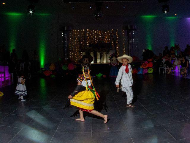 La boda de Ulises y Paola en San Juan del Río, Querétaro 74