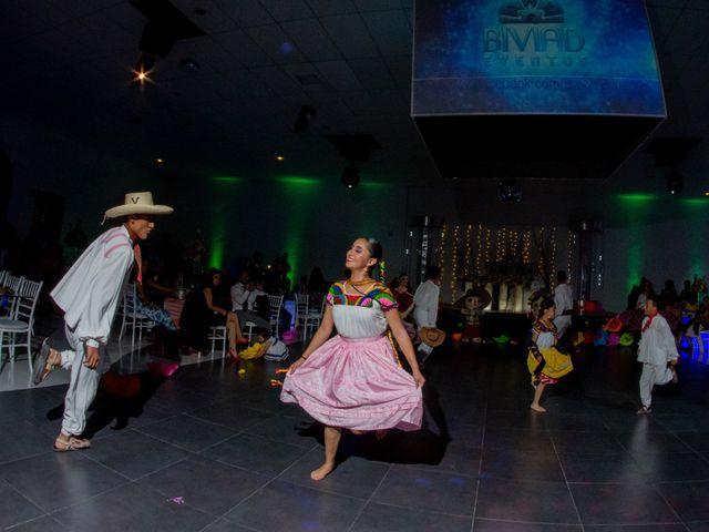 La boda de Ulises y Paola en San Juan del Río, Querétaro 75