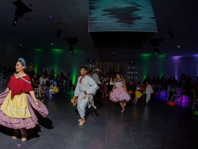 La boda de Ulises y Paola en San Juan del Río, Querétaro 76