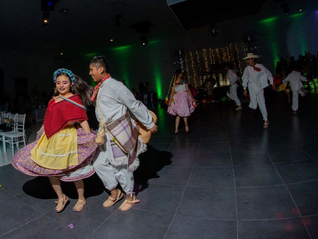 La boda de Ulises y Paola en San Juan del Río, Querétaro 77