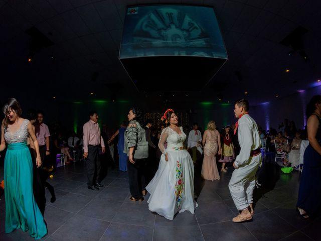 La boda de Ulises y Paola en San Juan del Río, Querétaro 78
