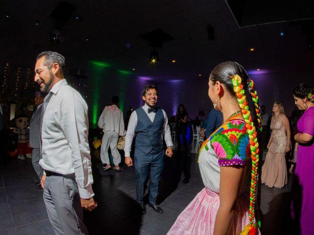 La boda de Ulises y Paola en San Juan del Río, Querétaro 79