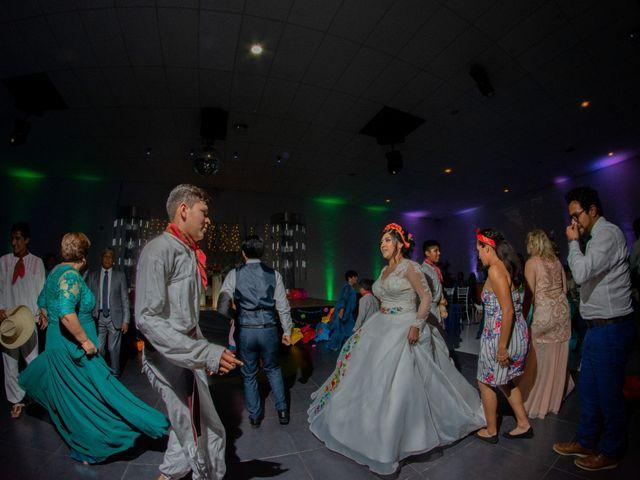 La boda de Ulises y Paola en San Juan del Río, Querétaro 80