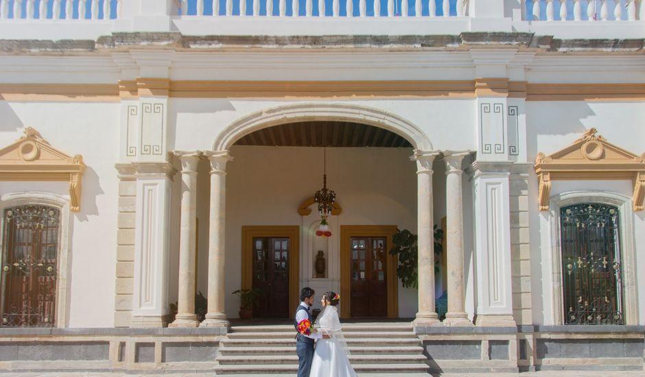 La boda de Ulises y Paola en San Juan del Río, Querétaro