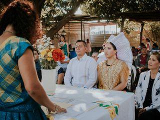 La boda de Adriana y Frank 2