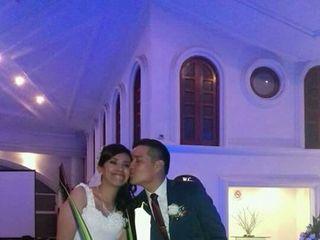 La boda de Monse y Misael 2