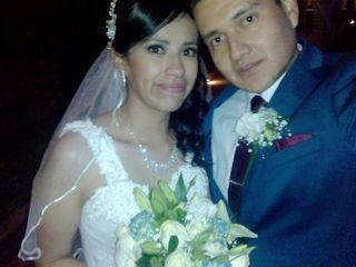 La boda de Monse y Misael