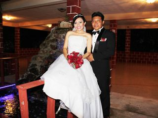La boda de María Cristina y José Enrique