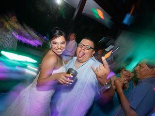 La boda de Lizbeth y Isaac