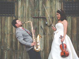 La boda de Lorena y Marco