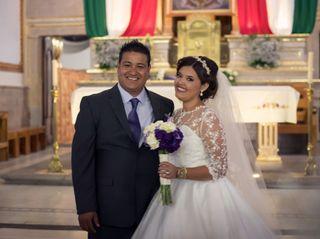 La boda de Gina y Vladimir