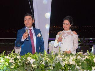 La boda de Mildred y Josué