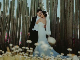 La boda de Majo y Jorge 1