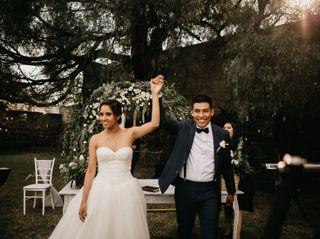 La boda de Sharon y Cristian