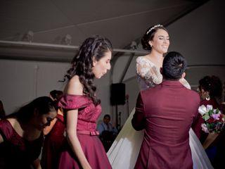 La boda de Jazel y Magdiel 1