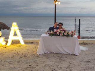 La boda de Verónica y Daniel Adán  1