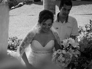 La boda de Verónica y Daniel Adán  3