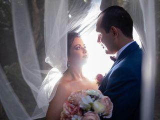 La boda de Verónica y Daniel Adán