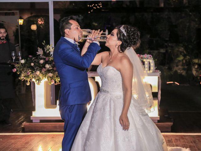 La boda de Dulce  y Christian