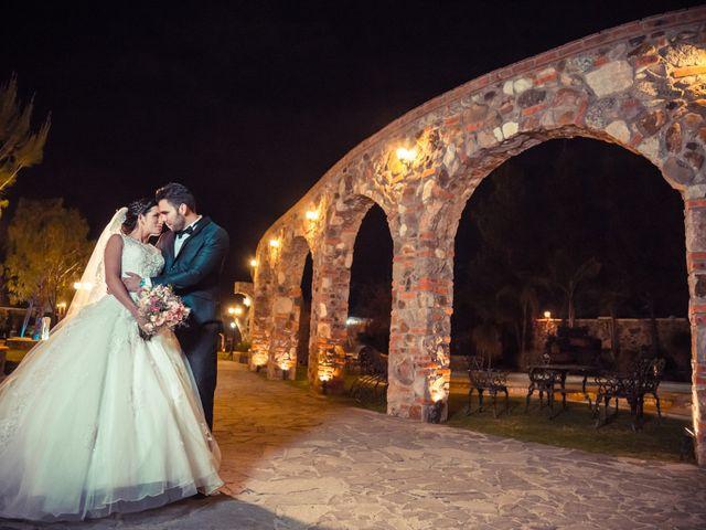 La boda de Frida y Victor